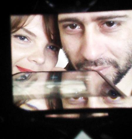 Nicole e Cleber: somos uma dupla de criação e não somos um casal ;) Mas nossa sintonia é muito boa!